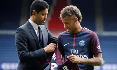 """Nasser Al Khelaifi îl lasă pe Neymar să plece! Singura condiție pusă! """"Te las să pleci unde vrei"""""""