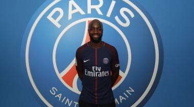 Lassana Diarra PSG