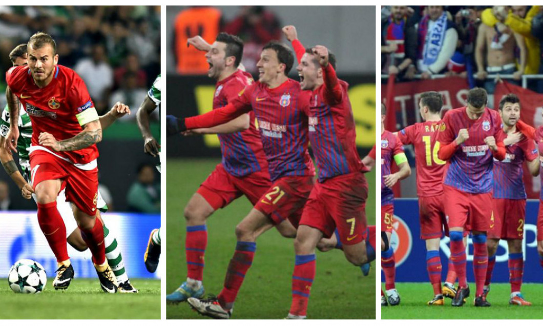Meciuri inspiraționale pentru FCSB