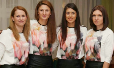 echipa de FED Cup a României