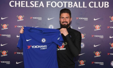 Giroud tricou Chelsea