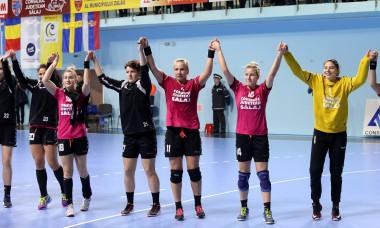 Handbal HC Zalau calificare EHF