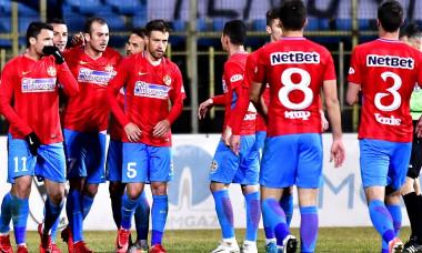 FOTBAL:GAZ METAN MEDIAS-FC STEAUA BUCURESTI, LIGA 1 BETANO (3.02.2018)