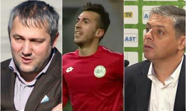 Mihai Rotaru, Ronaldo deaconu, Cristi Tanase