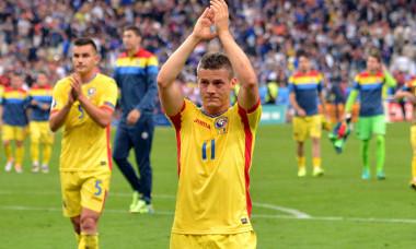 FOTBAL:FRANTA-ROMANIA, UEFA EURO 2016 (10.06.2016)
