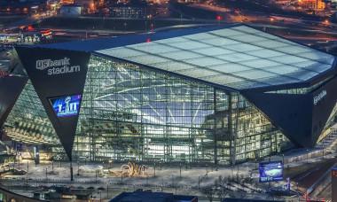 US Bank Stadium va găzdui Super Bowl (1)