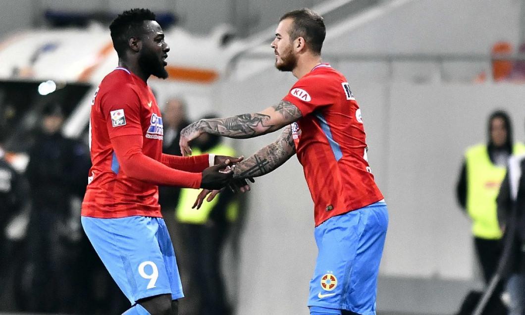 FOTBAL:FC STEAUA BUCURESTI-CONCORDIA CHIAJNA, LIGA 1 BETANO  (5.11.2017)