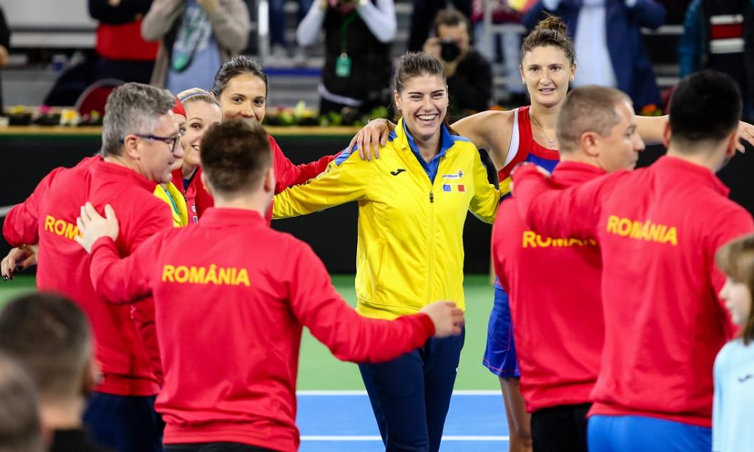 Romania Fed Cup Cluj