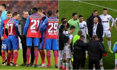 Steaua si CFR Cluj 2016-2017