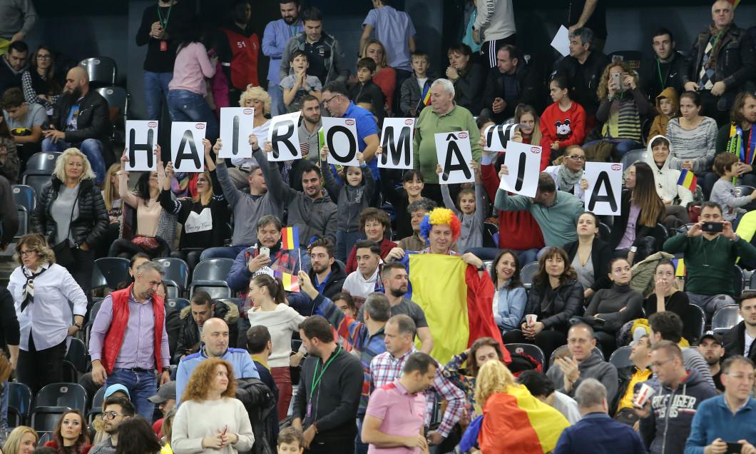 Fed cup Romania Canada