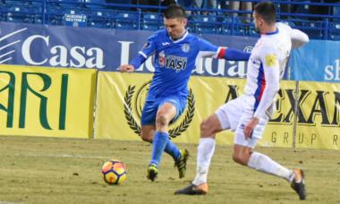FOTBAL:CSM IASI-FC BOTOSANI, LIGA 1 BETANO (12.02.2018)
