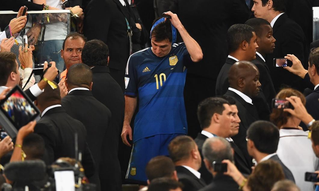 messi cupa mondiala 2014
