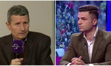 Gheorghe Mulțescu și Florin Bratu
