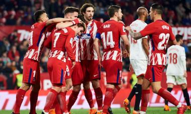 Sevilla v Atletico Madrid 2-5
