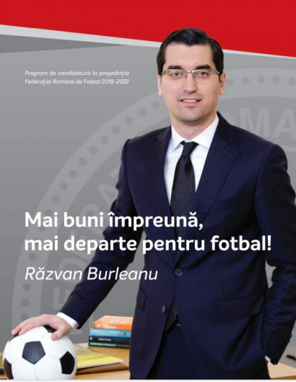 Burleanu candidatura