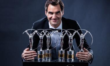 Federer Laureus