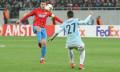 FOTBAL:FC STEAUA BUCURESTI-SS LAZIO ROMA, LIGA EUROPA (15.02.201