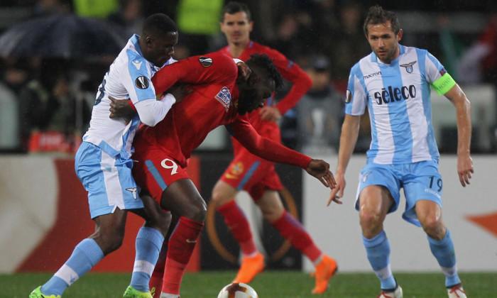 Lazio-FCSB gnohere duel