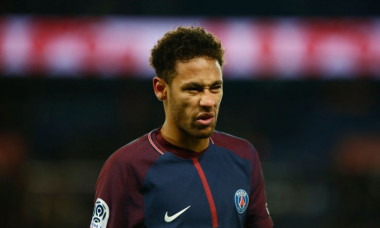 Injury PSG's Brazilian forward Neymar Jr