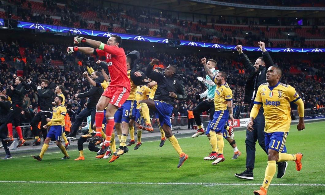 Juventus s-a calificat în sferturile Champions League