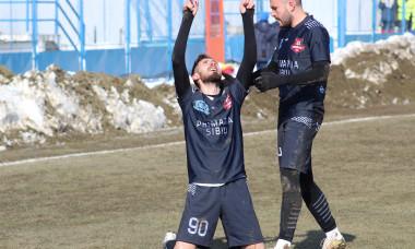 FOTBAL:FC HERMANNSTADT-FCSB, CUPA ROMANIEI, SFERTURI (28.02.2018)