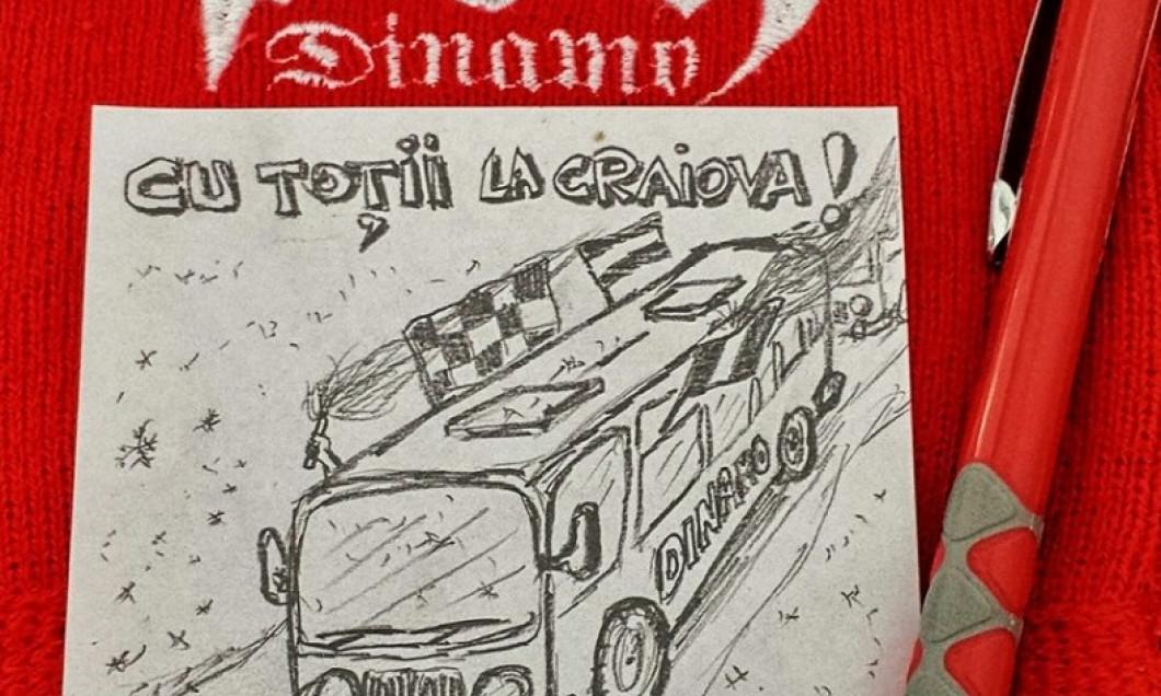 deplasare fani Dinamo