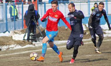 FOTBAL:FC HERMANNSTADT-FCSB, CUPA ROMANIEI, SFERTURI (1.03.2018)