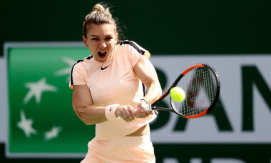 halep indian wells