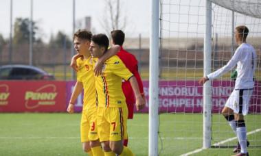 Romania U16 amical Italia