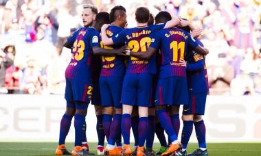 barcelona record