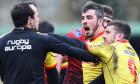Belgia Spania rugby scandal arbitru roman