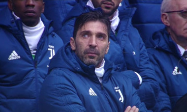 captura buffon plange