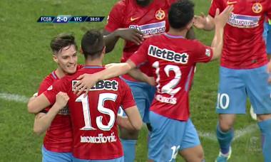 captura fcsb gol 2