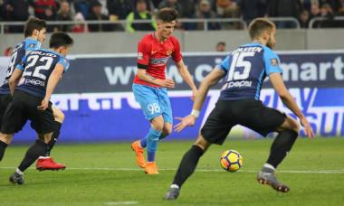 FOTBAL:FC STEAUA BUCURESTI-FC VIITORUL, LIGA 1 BETANO (11.03.2018)