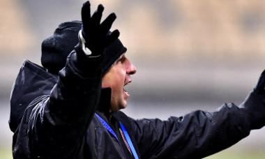 Dan Petrescu, antrenorul CFR-ului