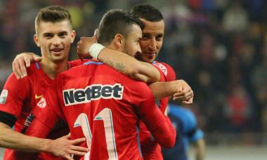 constantin budescu gol fcsb - viitorul 2-1