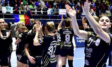 CSM Bucuresti Liga Campionilor