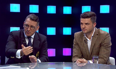 Ilie Dumitrescu și Florin Bratu