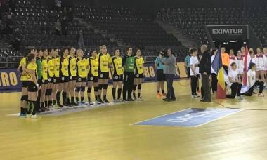 Romania U20 handbal feminin