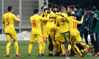Romania Suedia bucurie