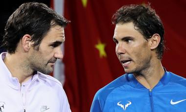 Federer Nadal