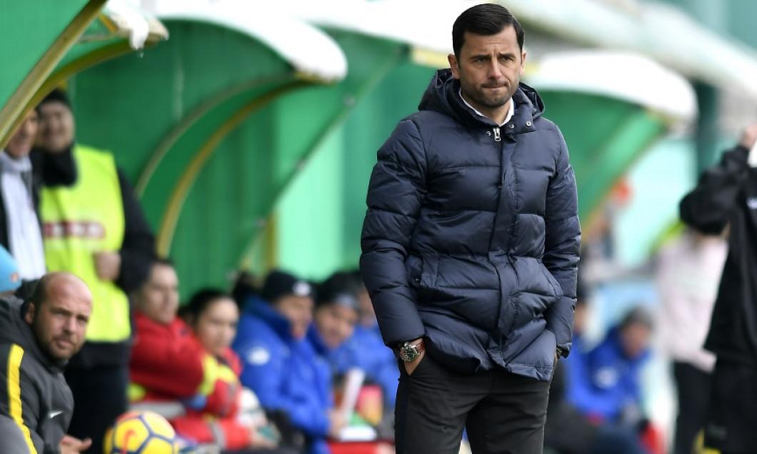 FOTBAL:CONCORDIA CHIAJNA-FC STEAUA BUCURESTI, AMICAL (24.03.2018)