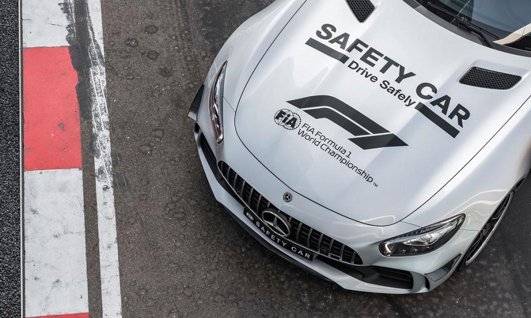 Safety Car Mercedes nou F1