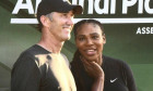 serena williams darren cahill