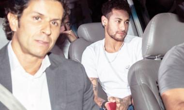 Rodrigo Lasmar și Neymar
