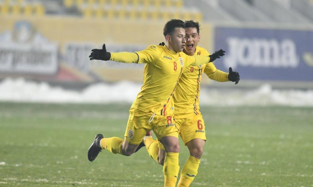 Morutan Romania U19