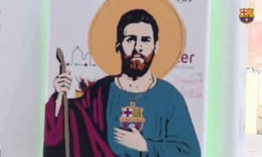 Sfântul Messi