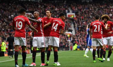 Man United gol