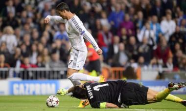 Buffon Ronaldo