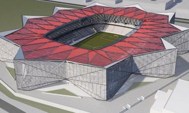macheta stadion